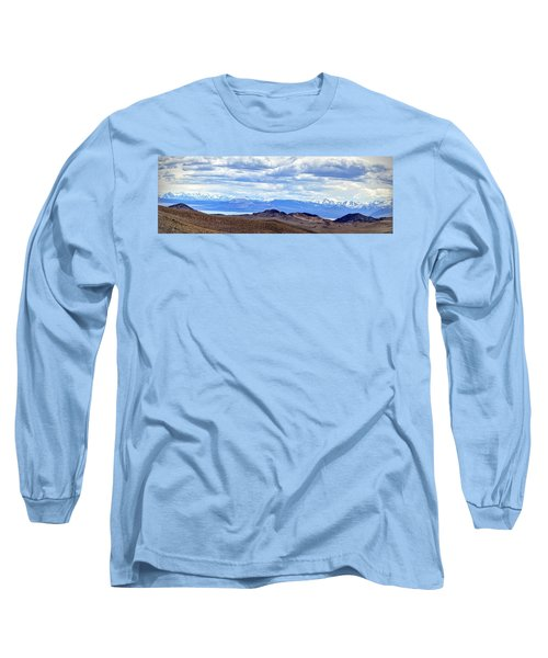 Mono Lake From Bodie Hills Long Sleeve T-Shirt