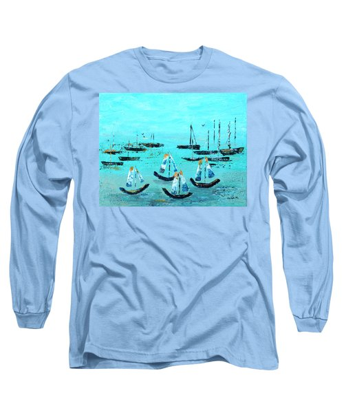 Monterey Boats Long Sleeve T-Shirt