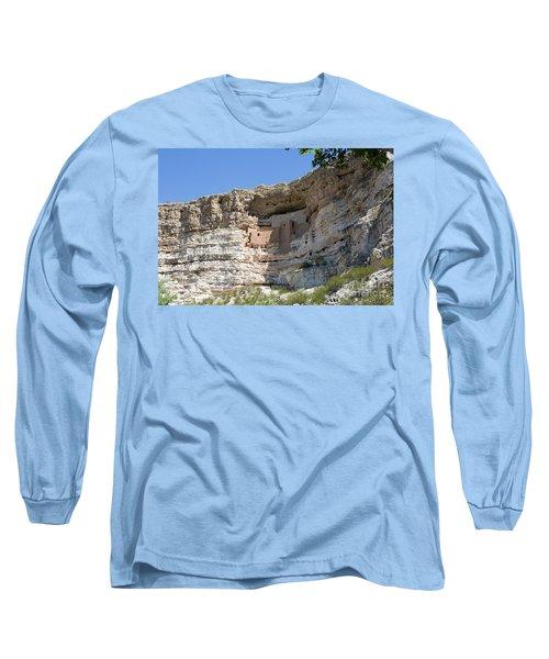 Montezuma Castle National Monument Arizona Long Sleeve T-Shirt