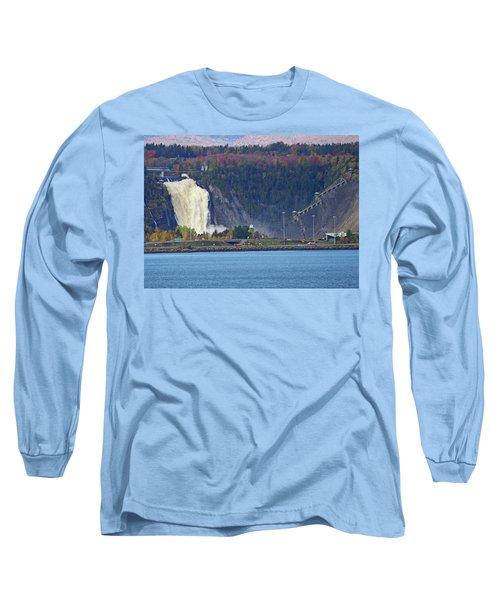 Montmorency Falls Long Sleeve T-Shirt