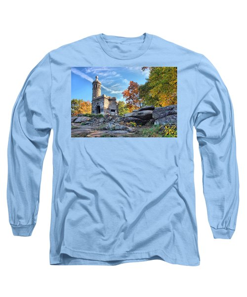 Monument To The 44th Long Sleeve T-Shirt