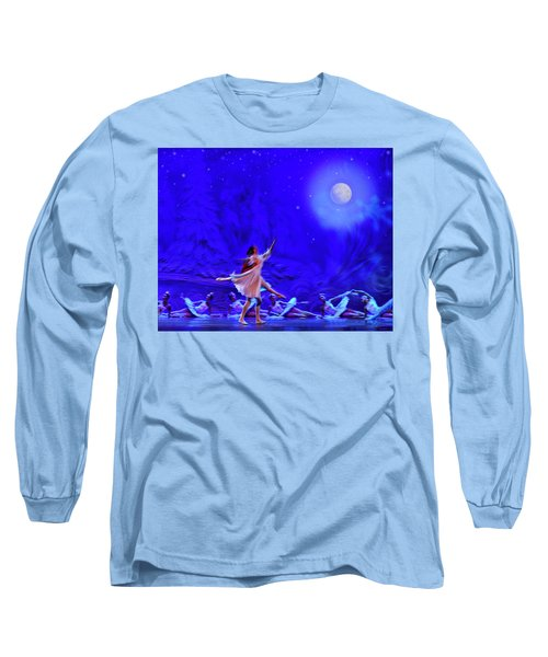 Moon Dance Long Sleeve T-Shirt