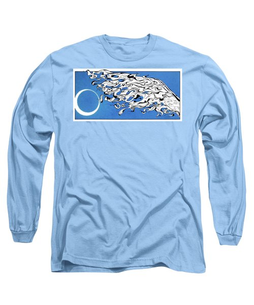 Moonflight Long Sleeve T-Shirt