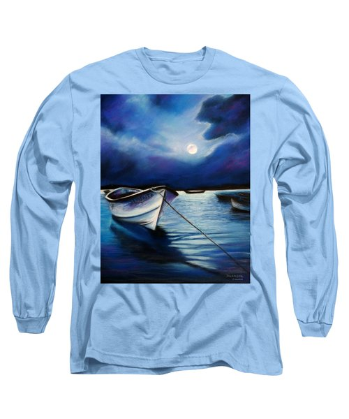Moonlit Long Sleeve T-Shirt