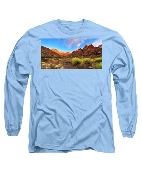 Morning Above Virgin Long Sleeve T-Shirt
