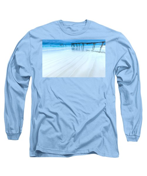 Morning Blues Long Sleeve T-Shirt