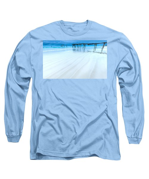 Morning Blues Long Sleeve T-Shirt
