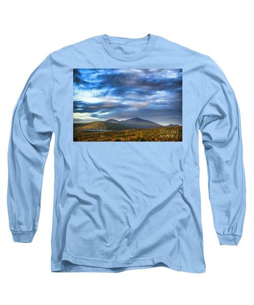 Morning Light Long Sleeve T-Shirt by Alana Ranney