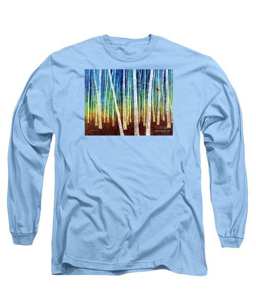 Morning Song I Long Sleeve T-Shirt