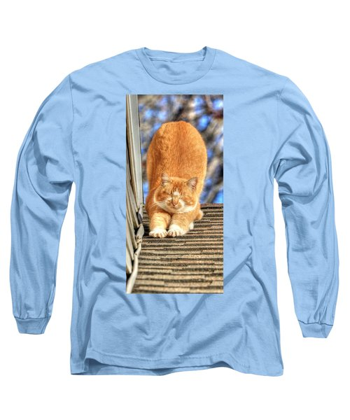 Morning Stretch Long Sleeve T-Shirt
