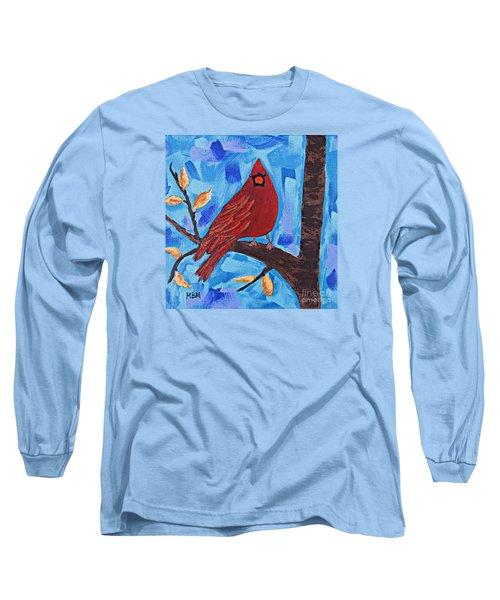 Morning Visit Long Sleeve T-Shirt