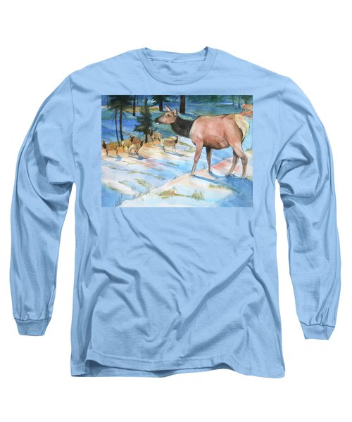 Morning Watch Long Sleeve T-Shirt