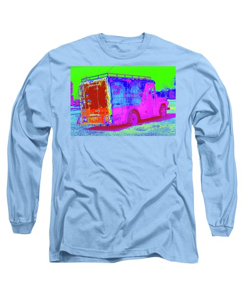 Motor City Pop #20 Long Sleeve T-Shirt