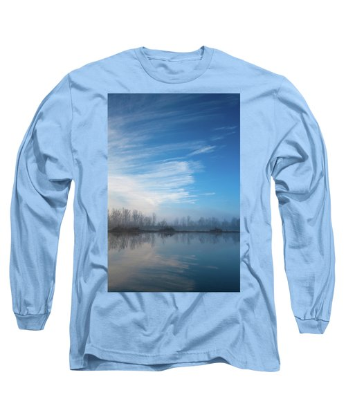 Mottled Sky Long Sleeve T-Shirt