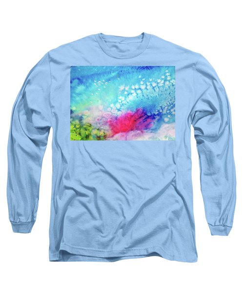 Motu Tehurui Long Sleeve T-Shirt