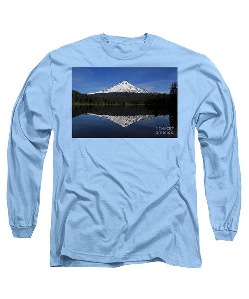 Mount Hood Long Sleeve T-Shirt