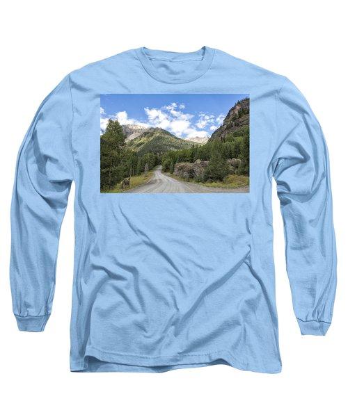 Mountain Crossroads Long Sleeve T-Shirt