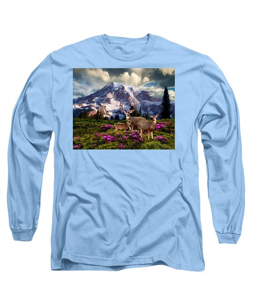 Mountain High Meadow Long Sleeve T-Shirt
