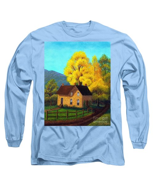 Mountain Home Long Sleeve T-Shirt