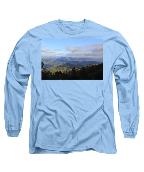 Mountain Landscape 2 Long Sleeve T-Shirt