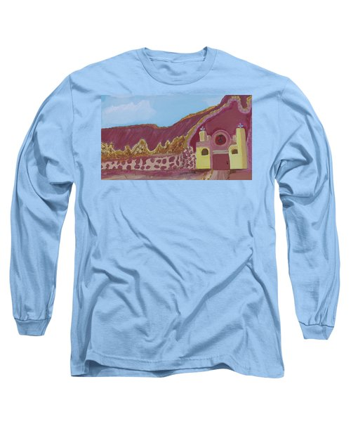 Mountain Mission Long Sleeve T-Shirt by Don Koester