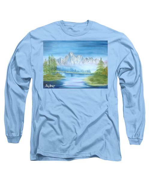 Mountain Mist Long Sleeve T-Shirt