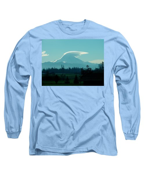 Mountain Wings Long Sleeve T-Shirt
