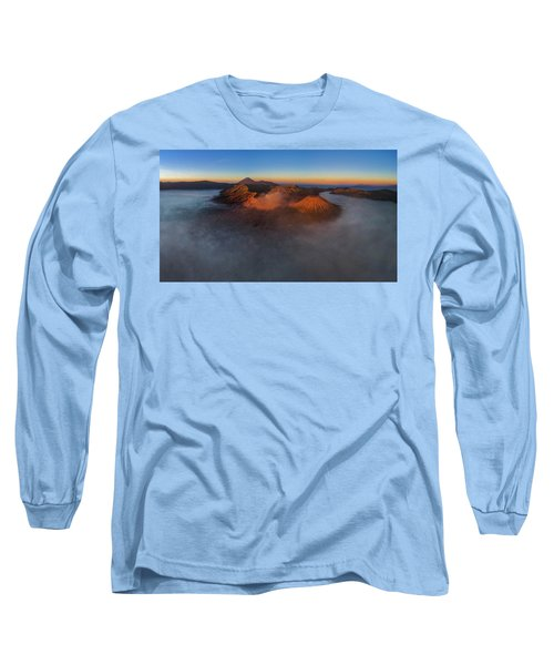 Mt Bromo Sunrise Long Sleeve T-Shirt