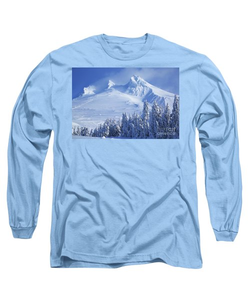Mt. Hood Long Sleeve T-Shirt