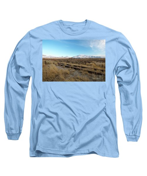 Mt Putnam Long Sleeve T-Shirt