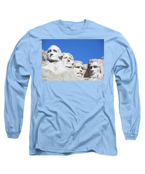 Mt. Rushmore Long Sleeve T-Shirt