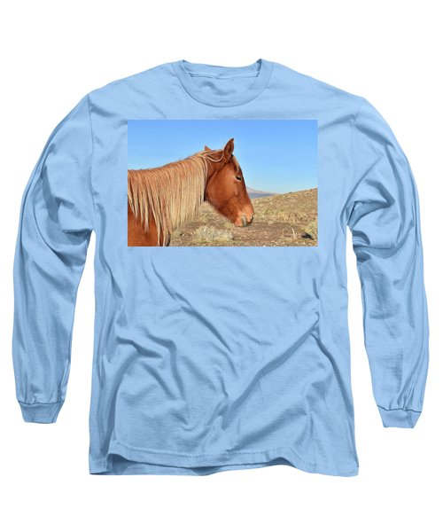 Mustang Mare Long Sleeve T-Shirt