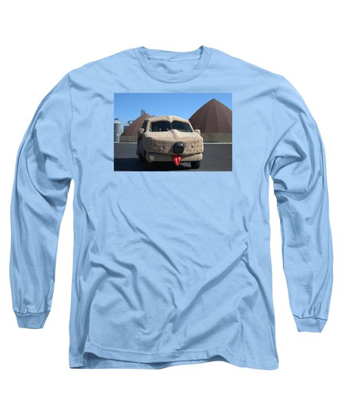 Mutt Cutts Dumb And Dummer Replica Vehicle Long Sleeve T-Shirt