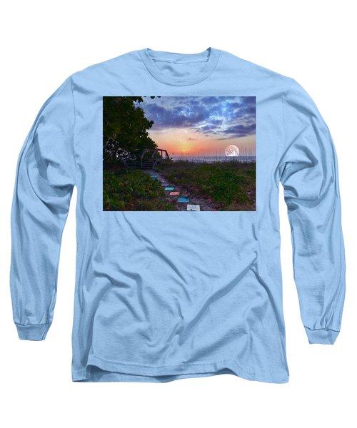 My Atlantic Dream Long Sleeve T-Shirt