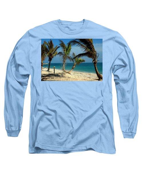 My Favorite Beach Long Sleeve T-Shirt