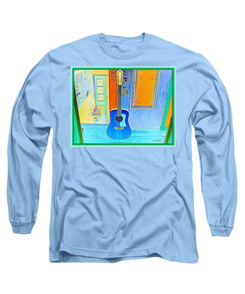 My Guitar Long Sleeve T-Shirt