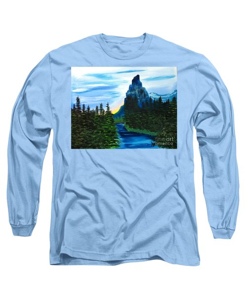 My Imagination Only Long Sleeve T-Shirt by Rod Jellison