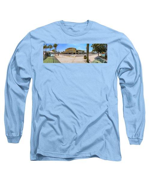 Myrtle Beach Pavilion Building Long Sleeve T-Shirt