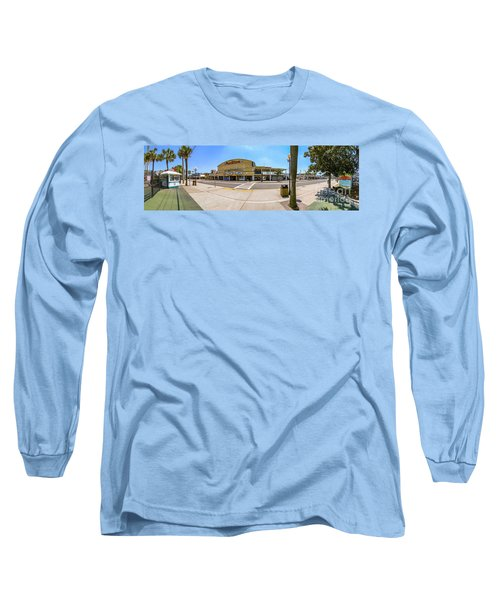 Myrtle Beach Pavilion Building Long Sleeve T-Shirt