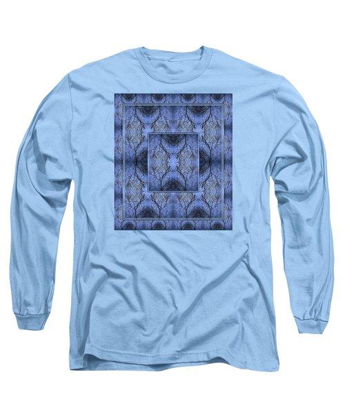 Mystery Blue Long Sleeve T-Shirt