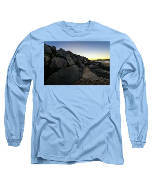 Mystic Beach Long Sleeve T-Shirt