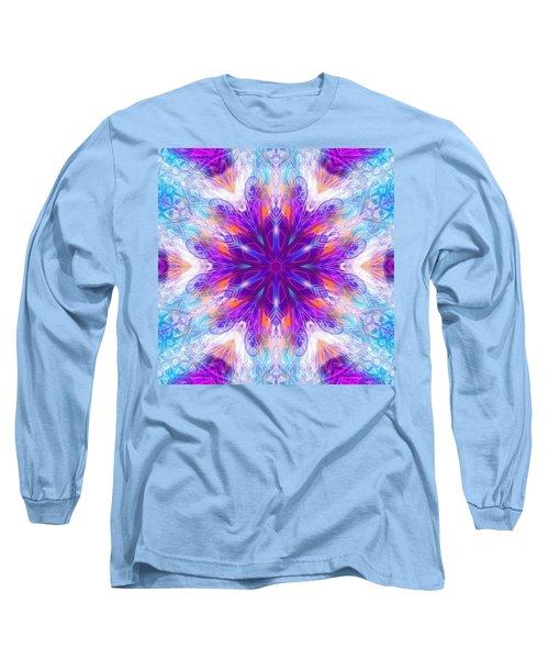 Long Sleeve T-Shirt featuring the digital art Mystic Universe 2 Kk2 by Derek Gedney