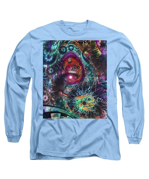 Mystical Dimensions Long Sleeve T-Shirt