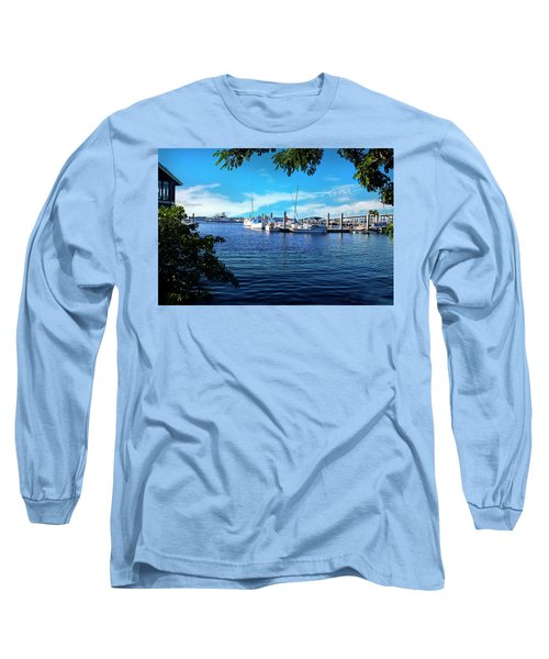 Naples Harbor Series 4054 Long Sleeve T-Shirt