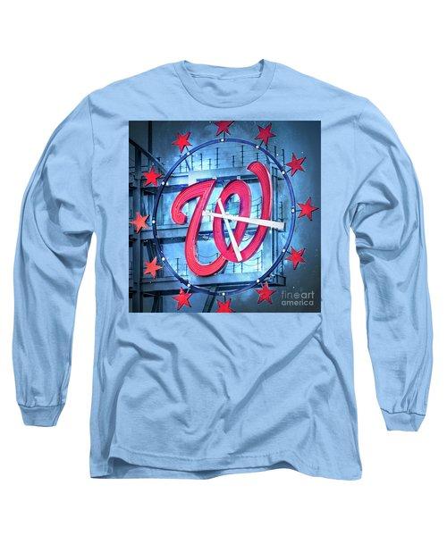 Nats Time Long Sleeve T-Shirt