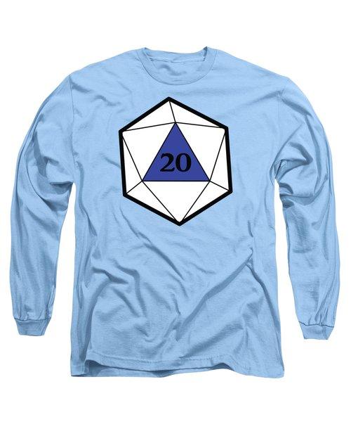 Natural 20 Long Sleeve T-Shirt