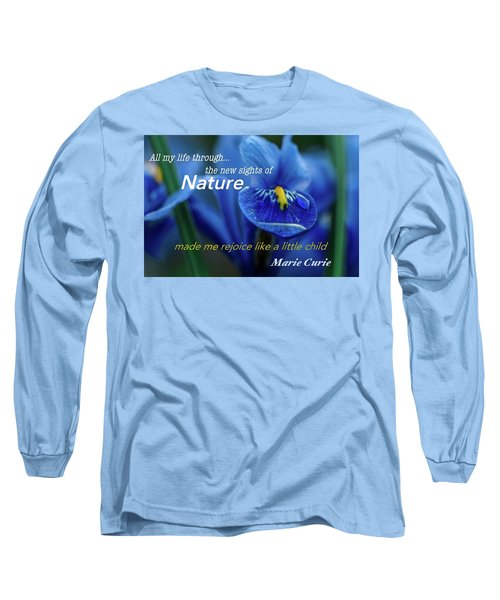 Nature208 Long Sleeve T-Shirt