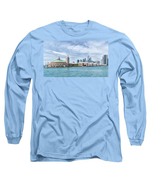 Navy Pier - Chicago Long Sleeve T-Shirt
