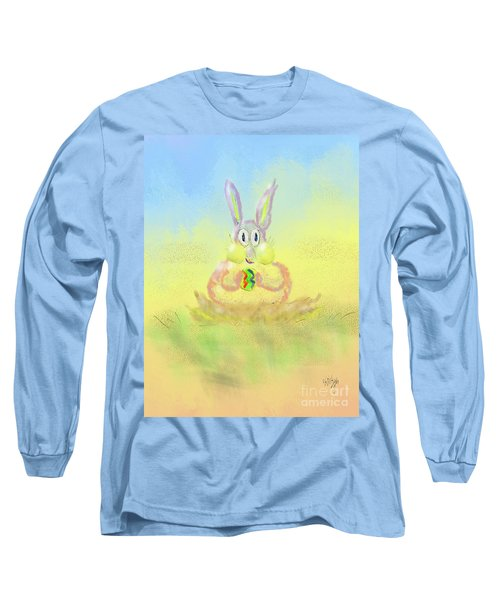New Beginnings Long Sleeve T-Shirt by Lois Bryan