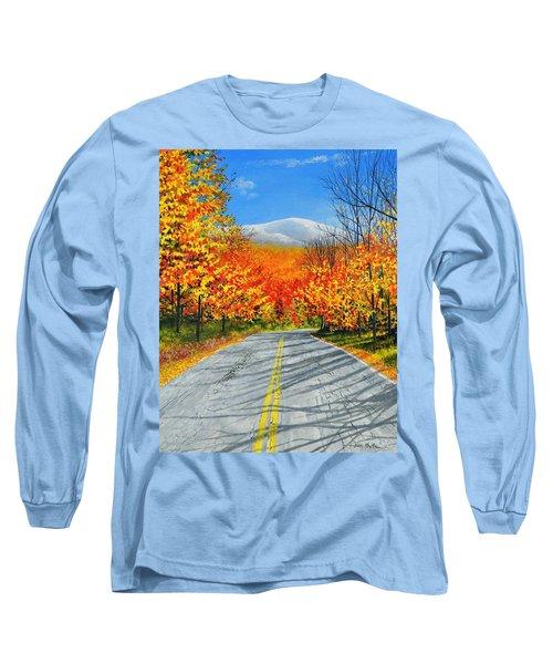 New Hampshire Long Sleeve T-Shirt